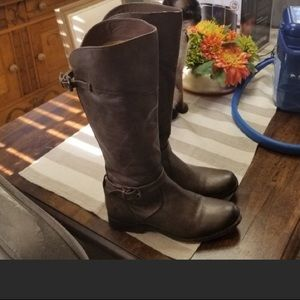 Authentic Frye Phillip Riding Boots